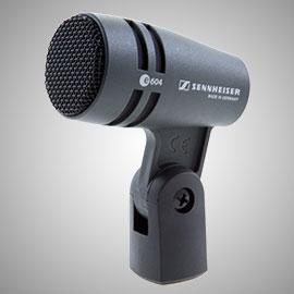 Microphone -Sennheiser E604