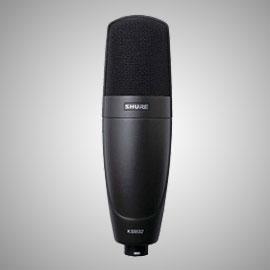 Microphone -Shure KSM 32