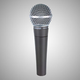 Microphone - SM58