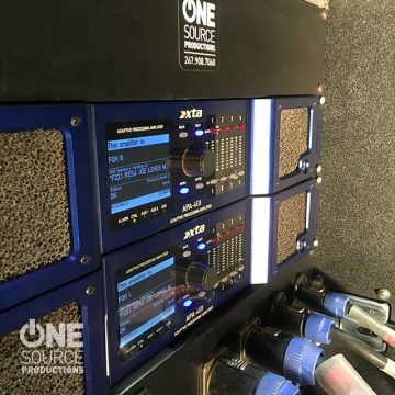 XTA Amplifiers